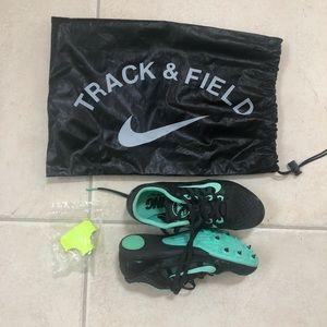 Nike running cleats